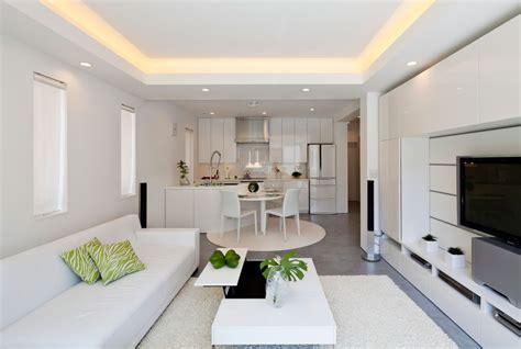 living room kitchen design seeking balance and tranquility modern zen design house
