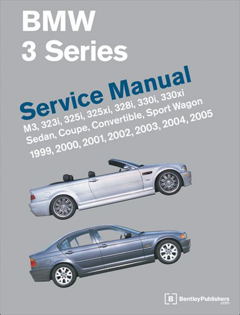 bmw 3 series e46 service manual 19992005 xxxb305