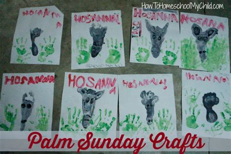 palm sunday crafts for palm sunday crafts how to homeschool my child