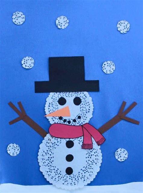 preschool arts and crafts for winter arts and crafts for preschool kindergarten 3
