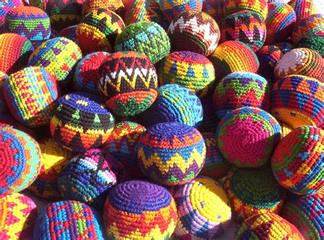 hacky sack crocheted hacky sacks images frompo