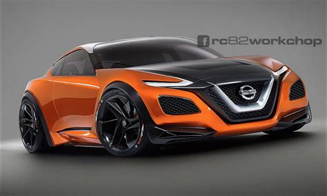 new z next z car and crossover concepts
