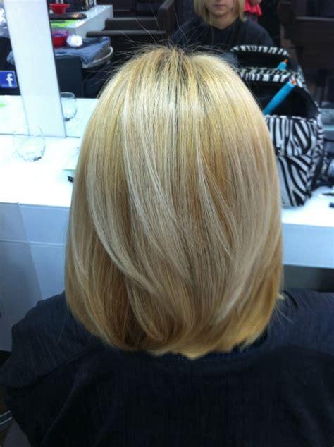 pictures of the back of shoulder lenth hair best 25 one length bobs ideas on pinterest one shoulder