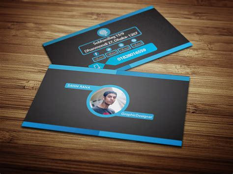 how to make a personal business card personal business card on behance