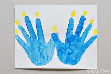 hanukkah craft projects hanukkah crafts for