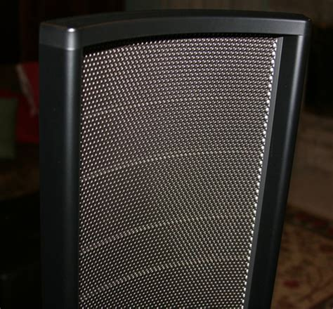 martinlogan ethos hybrid electrostatic speakers