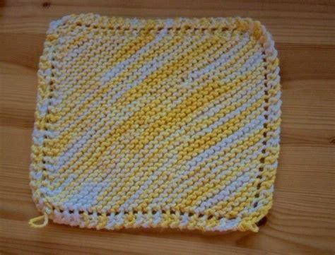 knit potholder pattern easy knit potholder 183 how to make a pot holder pot