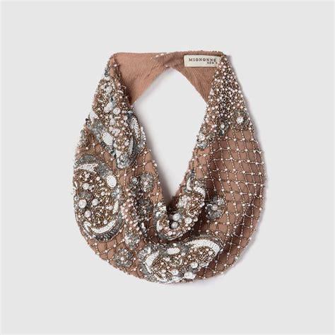beaded scarf necklace 25 unique scarf necklace ideas on diy
