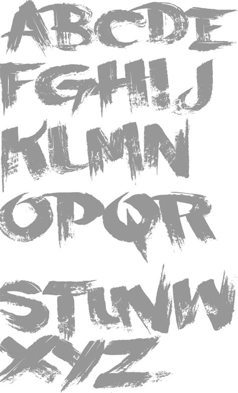 paint font graffiti fonts or highground industries or highground