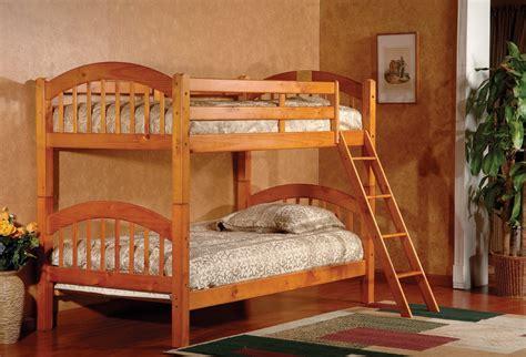 wood loft bunk bed top 10 best wooden bunk bed reviews in 2017 bestgr9