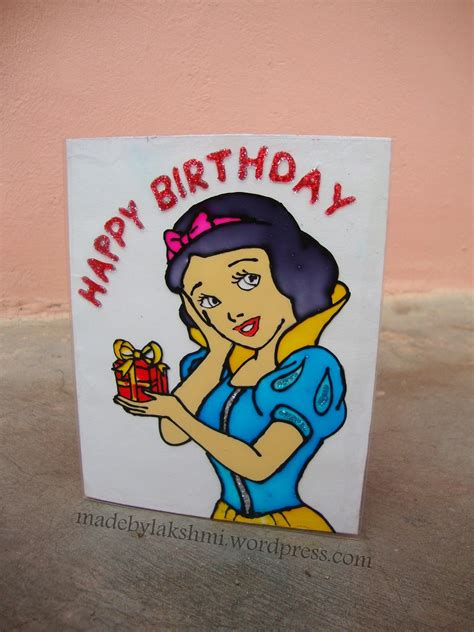 birthday cards to make by design m de by lakshmi