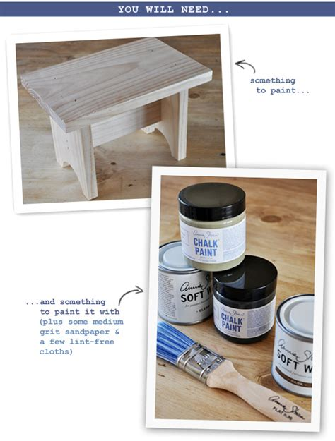 chalk paint bunnings the painted hive chalk paint tutorial distressed