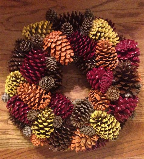 pinecone crafts for 8 pinecone crafts for fall roommomspot