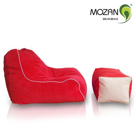 Pouf Bean Bag Chairs by Pouf Sofa Beanbag Sofa Seat Jardinchic Thesofa