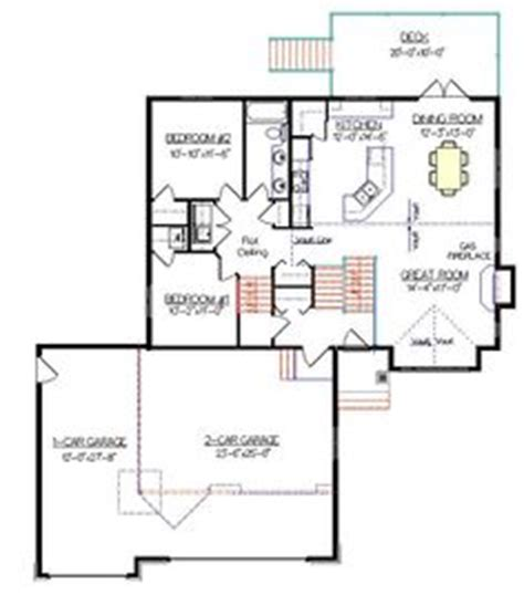 bi level home plans bi level house plan with a bonus room 2011552 by e designs plan with covered deck all