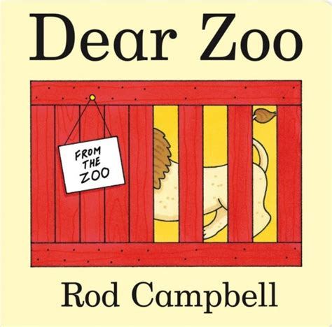 zoo picture book bookmark feature friday my s