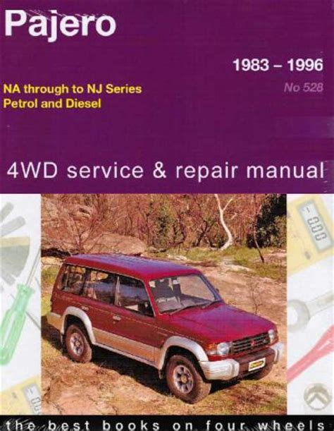 what is the best auto repair manual 1996 mitsubishi mighty max regenerative braking mitsubishi pajero 4wd 1983 1996 gregorys service repair manual sagin workshop car manuals