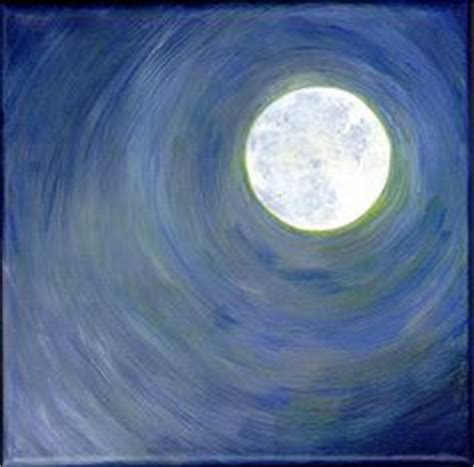 acrylic painting moon acrylic painting ideas on acrylic paintings
