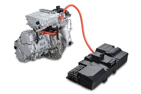 Electric Motor Power by Nissan With Its New Electric Motor Drivetrain Driving