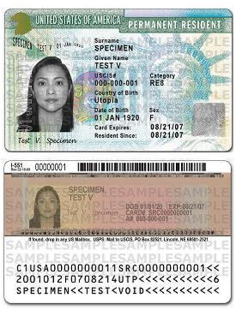 immigration green card
