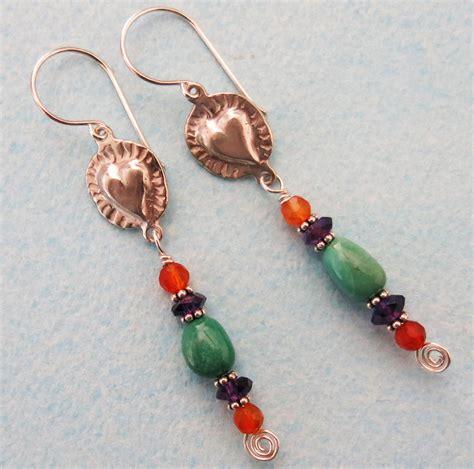 handmade jewelry handmade turquoise and earrings handmade jewelry