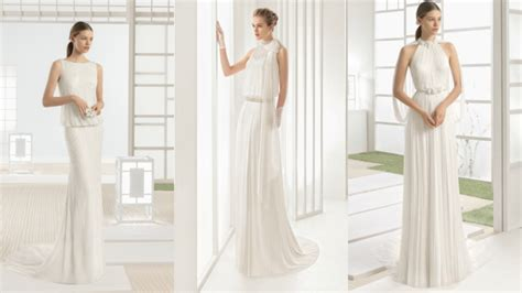 vestidos de novia corte griego vestidos de novia con estilo griego para 2017