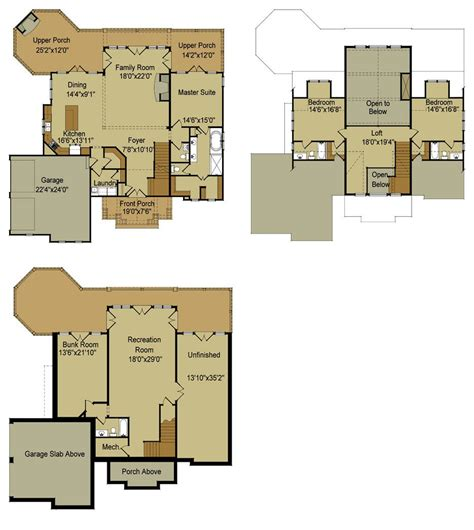 story house floor with basement and house the lake house floor plans with walkout basement 2017 house