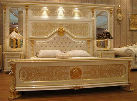 white and gold bedroom furniture new white gold colour luxury gold plated european style