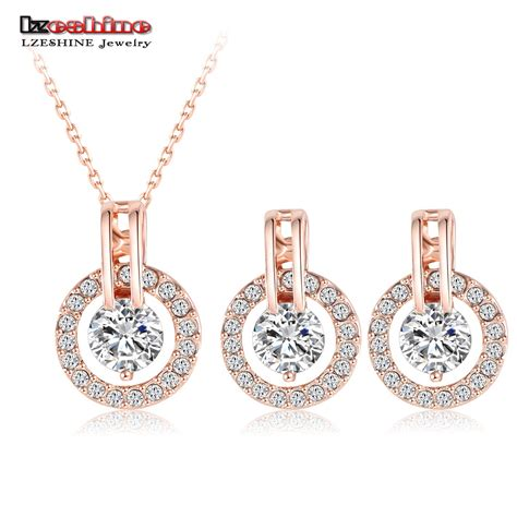 jewelry on lzeshine new 2016 big sale wedding jewelry sets gold