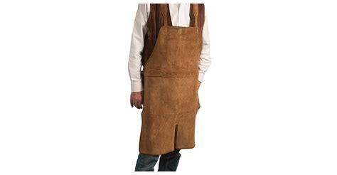 leather woodworking apron custom made leather apron je ne sais quoi woodworking