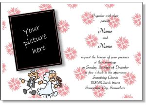 make marriage invitation card free printable wedding invitations free wedding