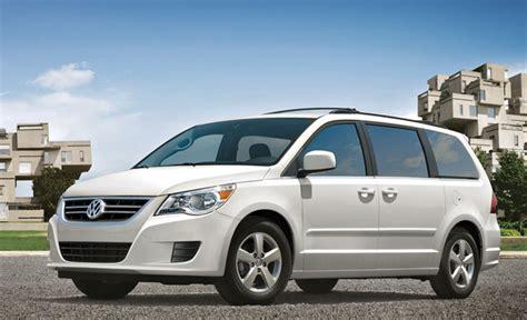 Volkswagen Minivan by Volkswagen To Resume Routan Minivan Production In 2013