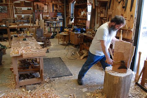 woodwork workshop some workshop layout thoughts follansbee joiner s