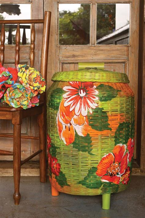 how to decoupage with fabric decoupage with fabric how to decorate a wicker clothes
