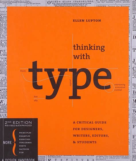 thinking in pictures book thinking with type a critical guide for designers