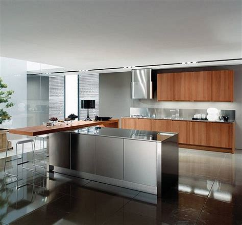 modern kitchen designs with island 24 ideas of modern kitchen design in minimalist style homedizz