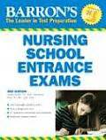 nursing school entrance exams general review for the teas hesi pax rn kaplan and psb rn exams kaplan test prep barrons nursing school entrance exams 3rd edition