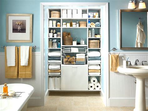 bathroom storage closet cool bathroom storage ideas