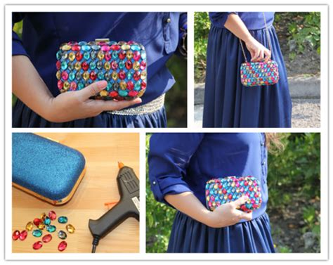 how to make a jewelry bag 16 creative diy clutch ideas pinkous