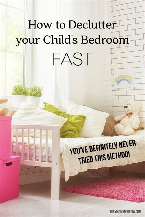 how to declutter a bedroom how to declutter your child s bedroom fast