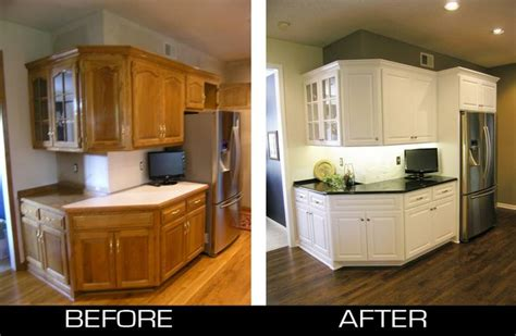 refinishing oak kitchen cabinets refacing oak cabinets white my kitchen