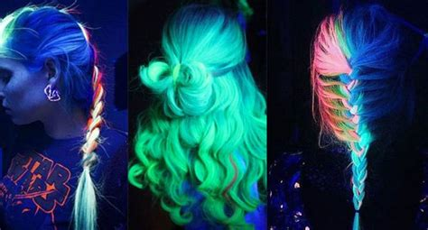 glow in the paint pakistan glow in the is the new hair trend of 2016 www