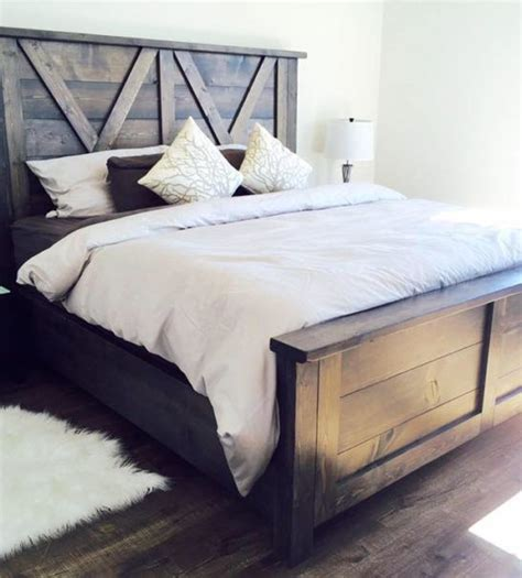 style metal bed frames best 25 farmhouse bed ideas on woodworking