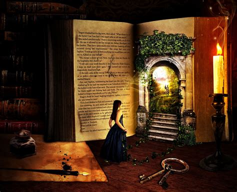 pictures into books escaping into novels grace weldon