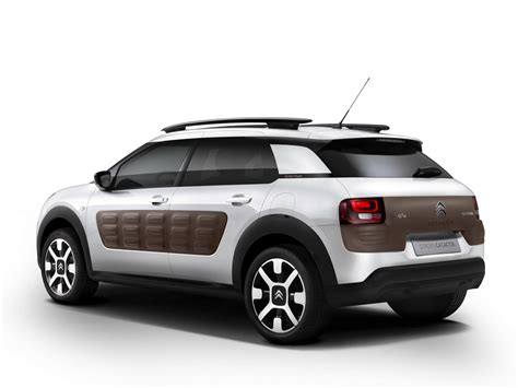 Citroen Cactus by Citroen C4 Cactus Ushers In A New Of Low Cost Car