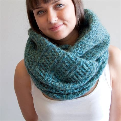 knitted cowl scarfs accessories with their own personality top