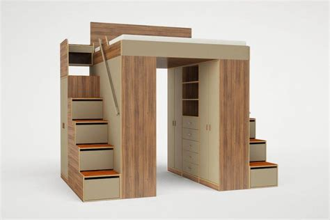 loft beds for go these cool loft beds for adults