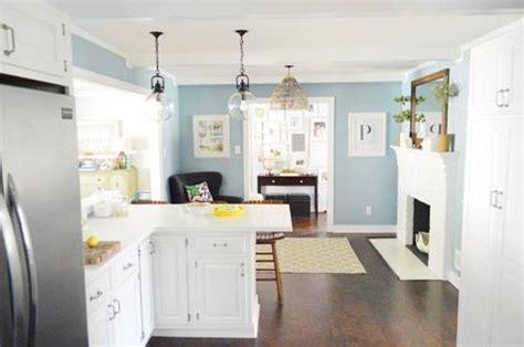 light blue kitchen walls our paint colors paint colors grey and kitchen colors