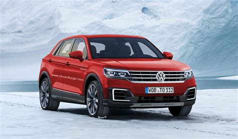 Volkswagen Suv Models by Volkswagen Polo Suv Rendered With T Cross Front