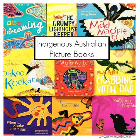 australian picture books indigenous australian picture books oh creative day